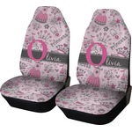 Princess Car Seat Covers (Set of Two) (Personalized)