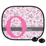 Princess Car Side Window Sun Shade (Personalized)