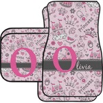 Princess Car Floor Mats (Personalized)
