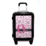 Princess Carry On Hard Shell Suitcase (Personalized)