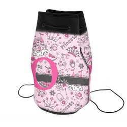 Princess Neoprene Drawstring Backpack (Personalized)
