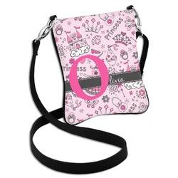 Princess Cross Body Bag - 2 Sizes (Personalized)