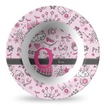 Princess Plastic Bowl - Microwave Safe - Composite Polymer (Personalized)