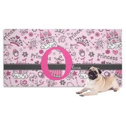 Princess Pet Towel (Personalized)
