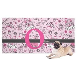 Princess Pet Towel (Personalized)