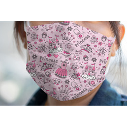 Princess Face Mask Cover (Personalized)