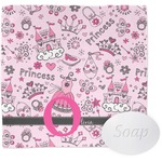 Princess Wash Cloth (Personalized)
