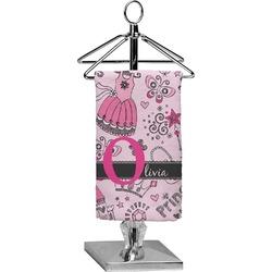Princess Finger Tip Towel - Full Print (Personalized)