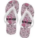Princess Flip Flops (Personalized)