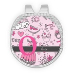 Princess Golf Ball Marker - Hat Clip