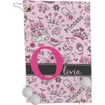 Princess Golf Towel - Full Print (Personalized)