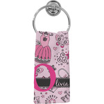 Princess Hand Towel - Full Print (Personalized)
