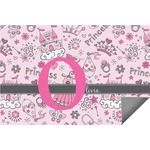 Princess Indoor / Outdoor Rug (Personalized)
