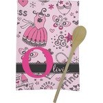 Princess Kitchen Towel - Full Print (Personalized)