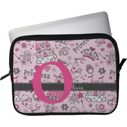 "Princess Laptop Sleeve / Case - 13"" (Personalized)"