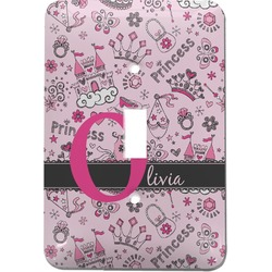 Princess Light Switch Cover (Single Toggle) (Personalized)