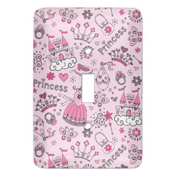 Princess Light Switch Covers - Multiple Toggle Options Available (Personalized)
