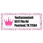 Princess Return Address Labels (Personalized)