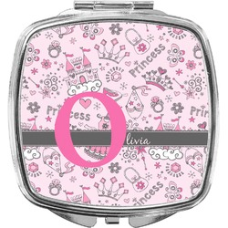 Princess Compact Makeup Mirror (Personalized)