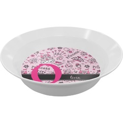 Princess Melamine Bowls (Personalized)