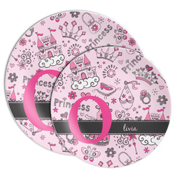 Princess Melamine Plate (Personalized)