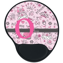 Princess Mouse Pad with Wrist Support