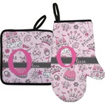 Princess Oven Mitt & Pot Holder (Personalized)