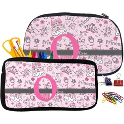 Princess Pencil / School Supplies Bag (Personalized)