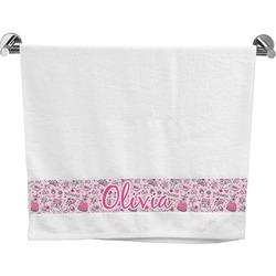 Princess Bath Towel (Personalized)
