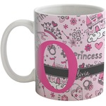 Princess Coffee Mug (Personalized)