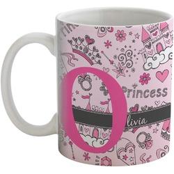 Princess Coffee Mug (Personalized)