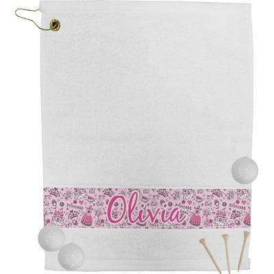 Princess Golf Bag Towel (Personalized)