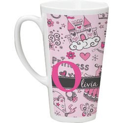 Princess Latte Mug (Personalized)