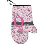 Princess Right Oven Mitt (Personalized)