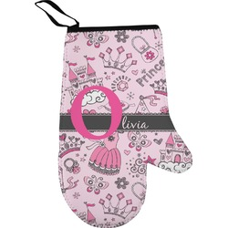 Princess Oven Mitt (Personalized)