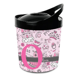 Princess Plastic Ice Bucket (Personalized)