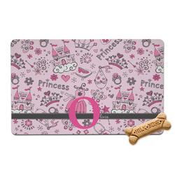 Princess Pet Bowl Mat (Personalized)