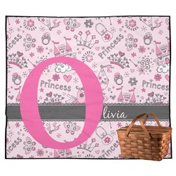 Princess Outdoor Picnic Blanket (Personalized)