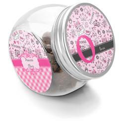 Princess Puppy Treat Jar (Personalized)