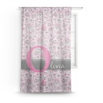 Princess Sheer Curtains (Personalized)