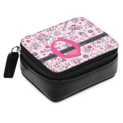 Princess Small Leatherette Travel Pill Case (Personalized)