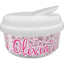 Princess Snack Container (Personalized)