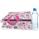 Princess Sports & Fitness Towel (Personalized)