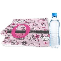 Princess Sports Towel (Personalized)