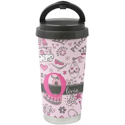 Princess Stainless Steel Coffee Tumbler (Personalized)