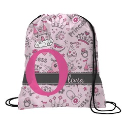 Princess Drawstring Backpack (Personalized)