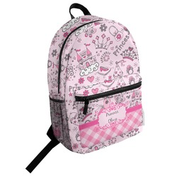 Princess Student Backpack (Personalized)