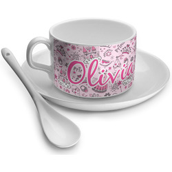 Princess Tea Cups (Personalized)