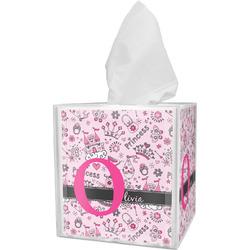 Princess Tissue Box Cover (Personalized)