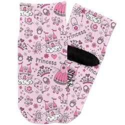 Princess Toddler Ankle Socks (Personalized)